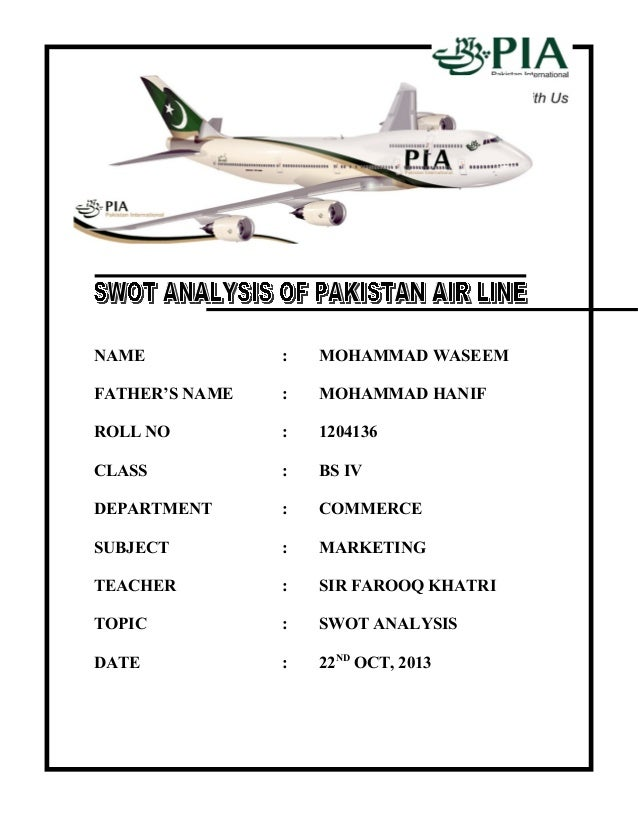 pia goals and objectives