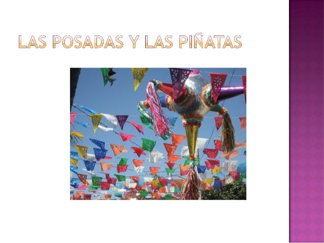 Mexican tradition that is celebrated nine days before Christmas (from 16 to 24 December)