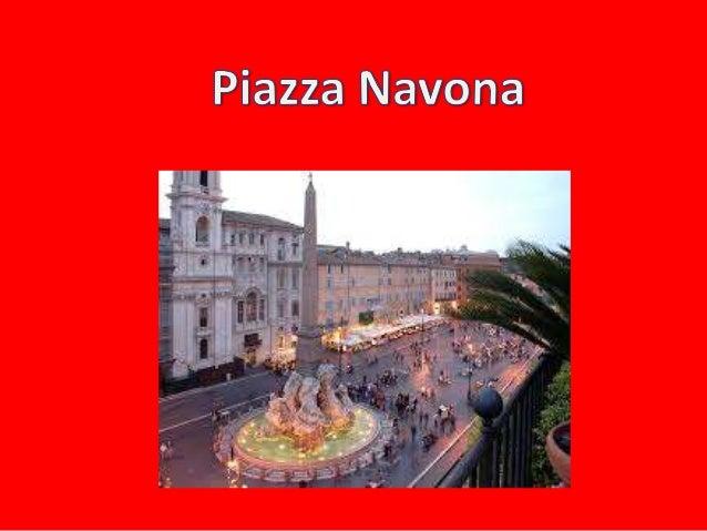 Piazza Navona - Federico e Leonardo