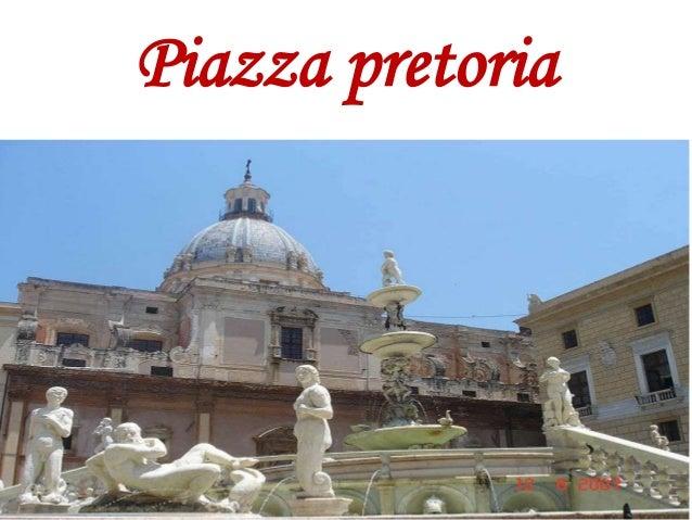 Piazza pretoria Manno Supporta- 2i Slide 2