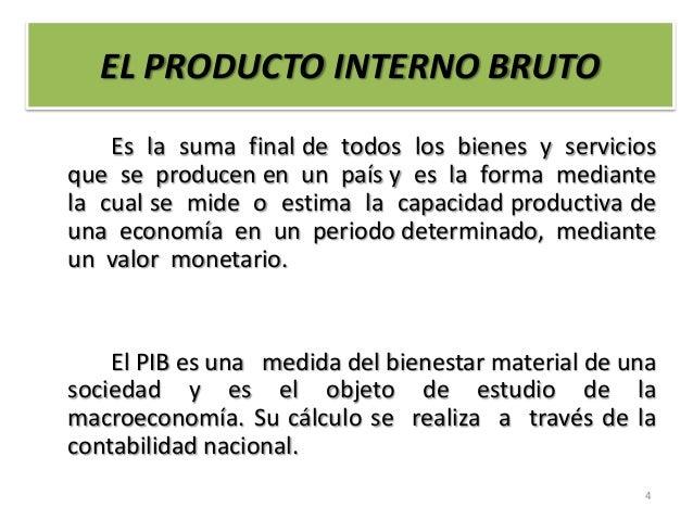 producto interno bruto pib rep blica dominicana