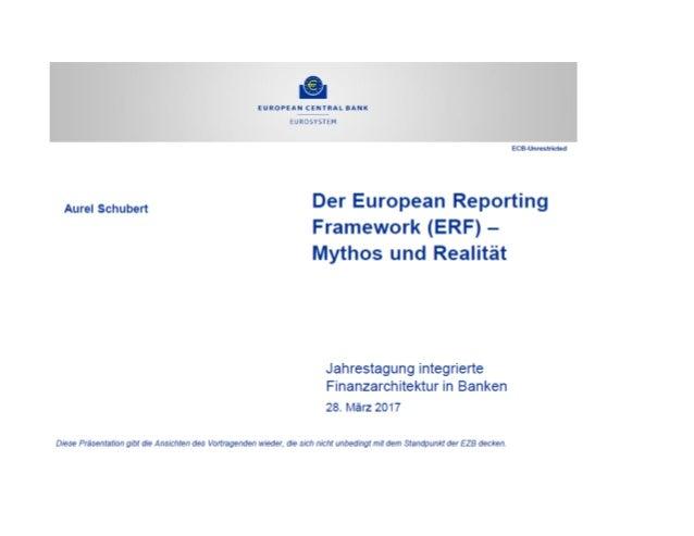 Mythos und Realität des ERF