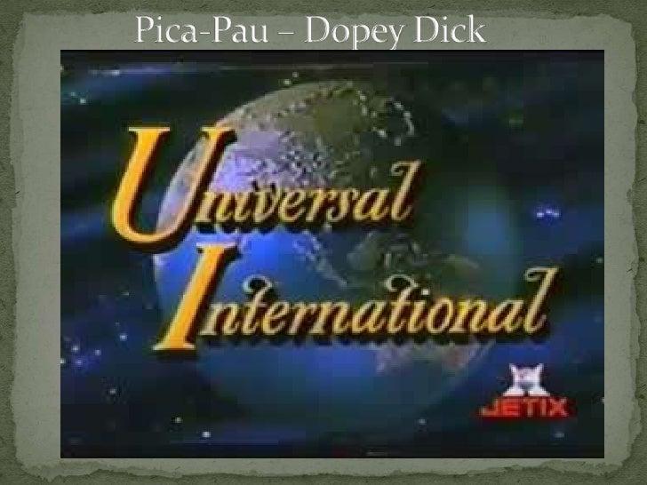 Pica-Pau – Dopey Dick<br />