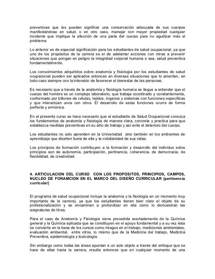Vistoso Curso De Anatomía Y Fisiología De La Universidad En Línea ...