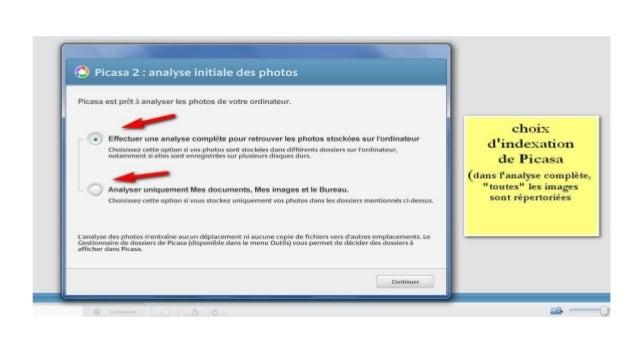 Picasa Web Album • Picasa vous permet de mettre vos photos en ligne pour les partager rapidement et en toute simplicité. •...