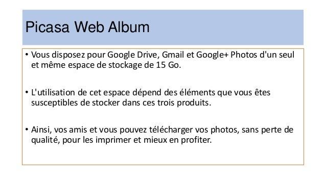 Picasa • Lorsque vous utilisez les outils de retouche dans Picasa, les fichiers d'origine ne sont jamais modifiés. Les ret...