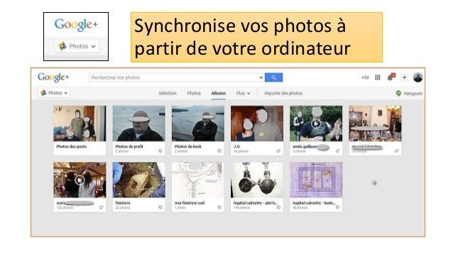 Picasa ? • D'autre part, l'application permet de présenter vos photos sous forme de diaporama. Les durées des transitions ...