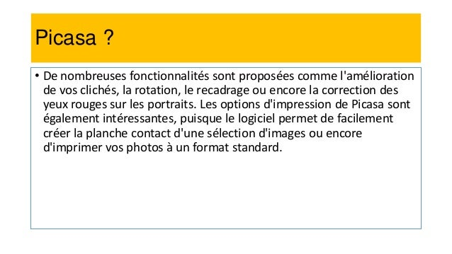 46 Information sur les photos Information sur la photo Surlignage bleu Photo sélectionnée