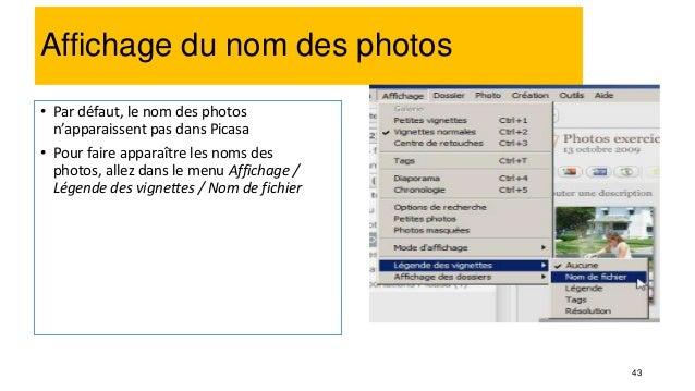 Retoucher vos photos