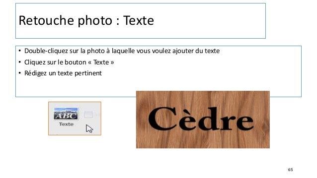 79 Réduction : paramètres Choisir un lieu où sera sauvegardée la version compressée de la photo Donnez un nom au nouveau f...