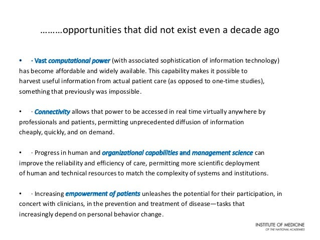 Unraveling the IT Productivity Paradox — Lessons                                  for Health CareSpencer S. Jones, Ph.D., ...