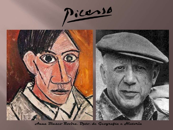 PresentacióN Cubismo Picasso