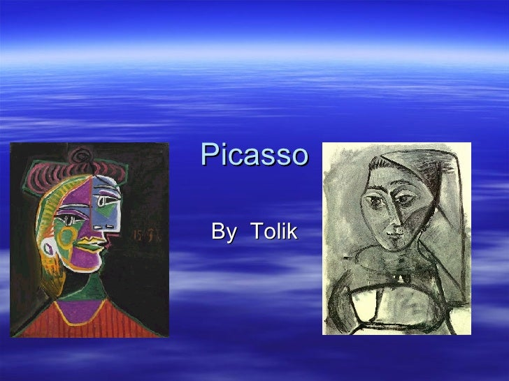 Picasso By  Tolik