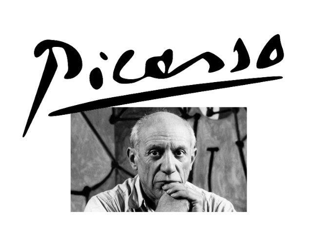 Pablo Picasso -Né à Malaga en 1881 dans une famille bourgeoise. -Plus de 2.000 tableaux. -Dessin, ilustration, sculture, d...