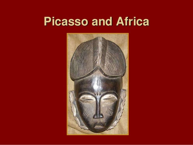 Picasso and Africa