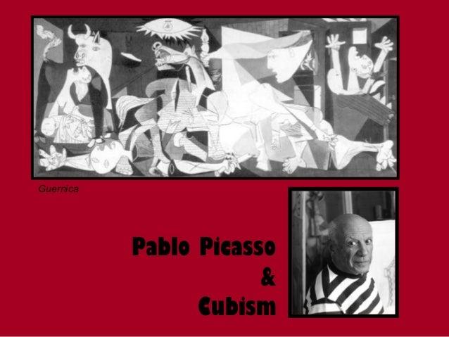 Grade 4Guernica           Pablo Picasso                       &                 Cubism