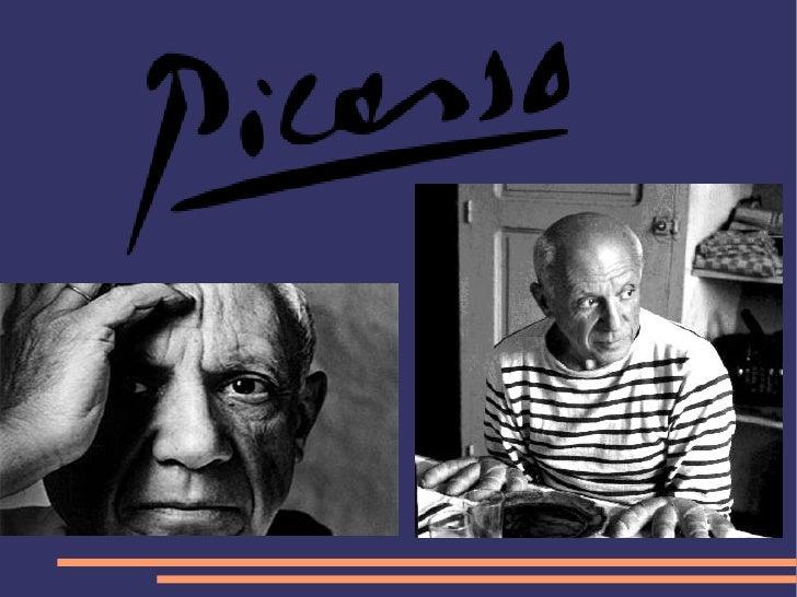 Picasso  quadres Slide 1
