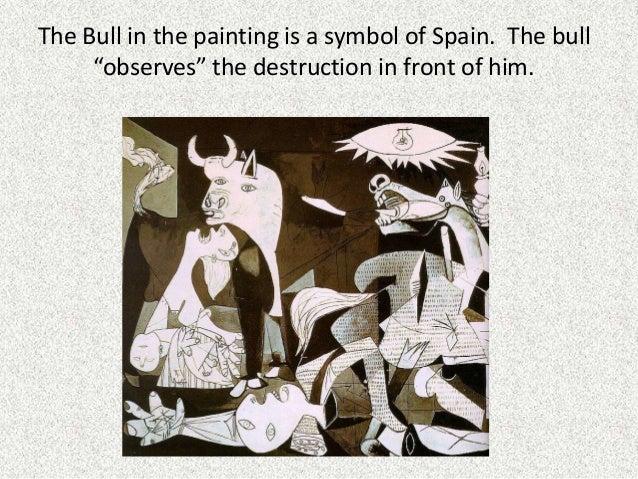 Picassos Guernica Analysis