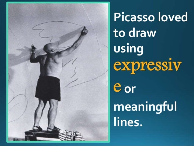 Picasso's roosters and cubism Slide 2