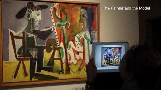 Buste et palette  1925