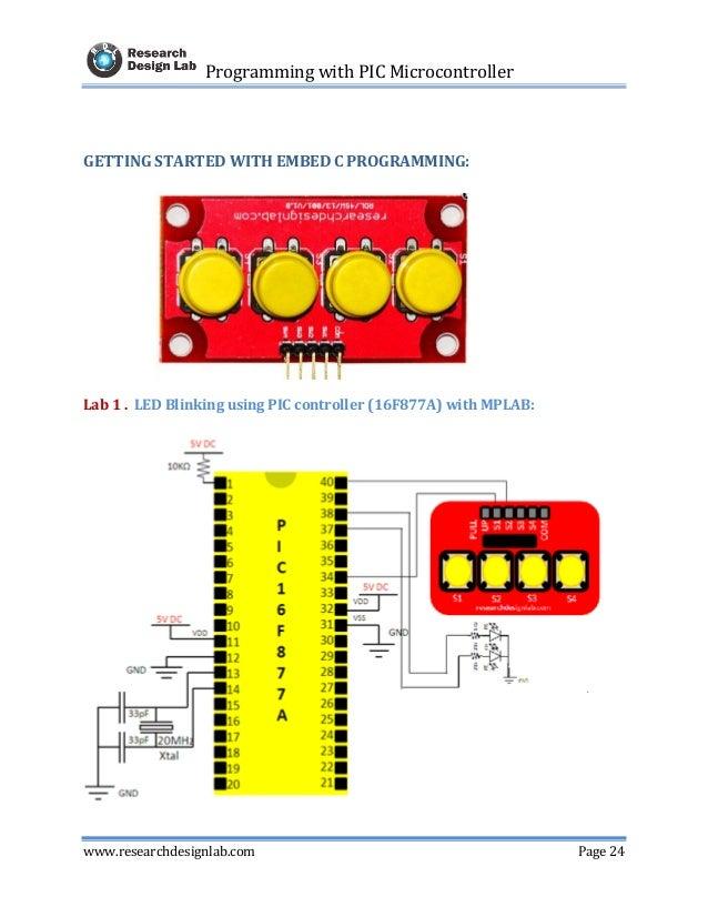 pic microcontroller programming Pris: 929 kr häftad, 2005 skickas inom 5-8 vardagar köp programming the pic  microcontroller with mbasic av jack smith på bokuscom.