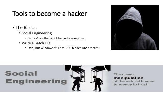 Top Hacker Tools • #1 Metasploit. • #2 Nmap. • #3 Acunetix WVS. • #4 Wireshark. • #5 oclHashcat. ... • #6 Nessus Vulnerabi...