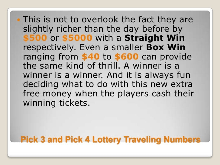n j lotto pick 6