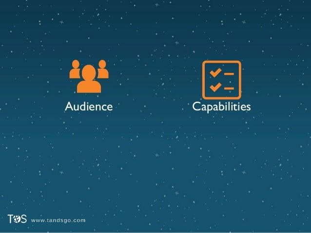 Audience Capabilities
