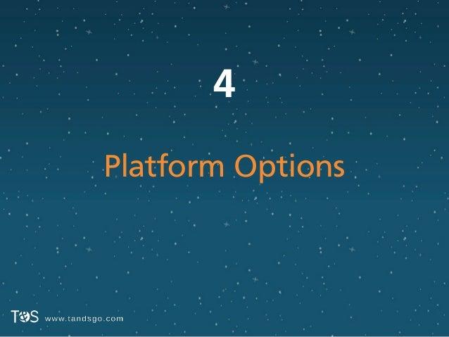 4 Platform Options