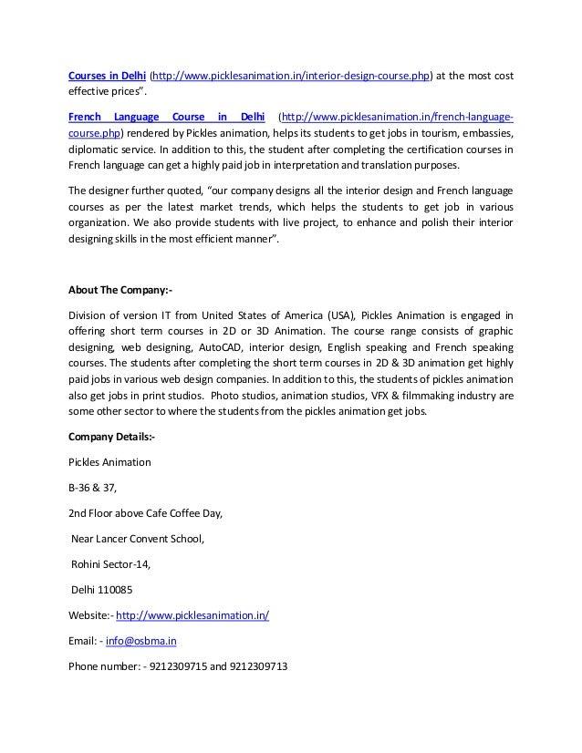 interior design diploma courses in delhi interior design certificate