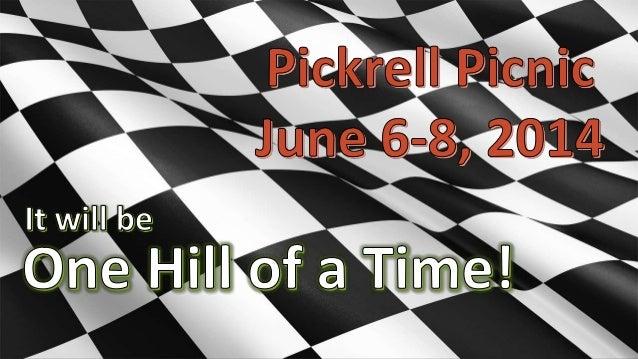 Pickrell Picnic