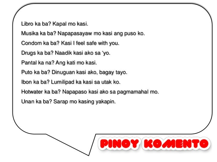 math pick up lines tagalog
