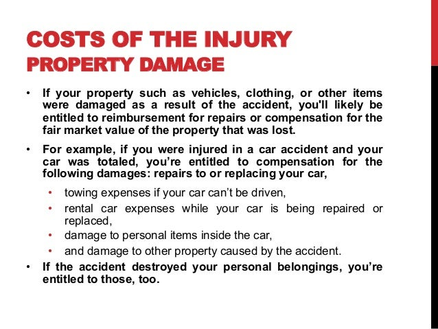 how to make a personal injury claim