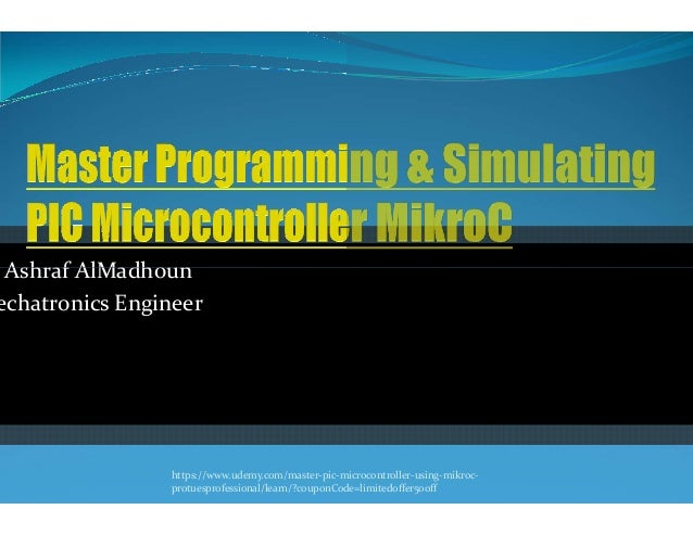 Pic microcontroller step by step your complete guide