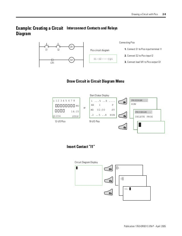 Allen dley Wiring Diagram - Wiring Diagrams Folder on
