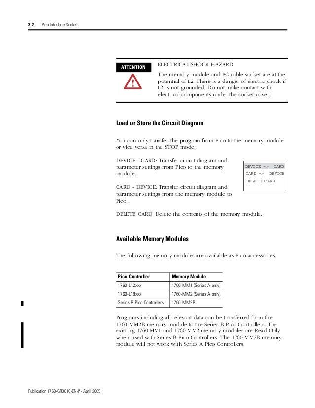Allen Bradley Wiring Diagram Book