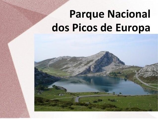 Parque Nacional dos Picos de Europa