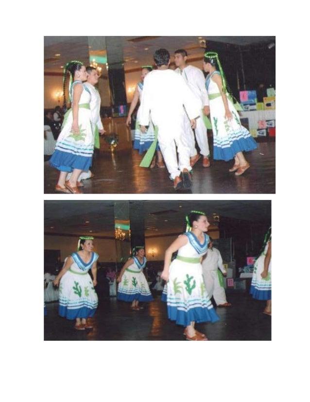 Significado de la danza de picotas