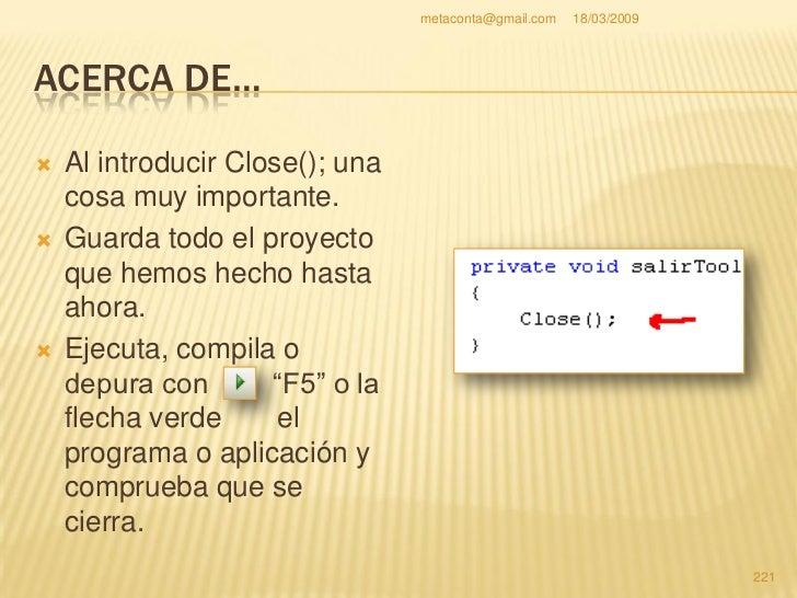 metaconta@gmail.com   18/03/2009     ACERCA DE…                                                     222