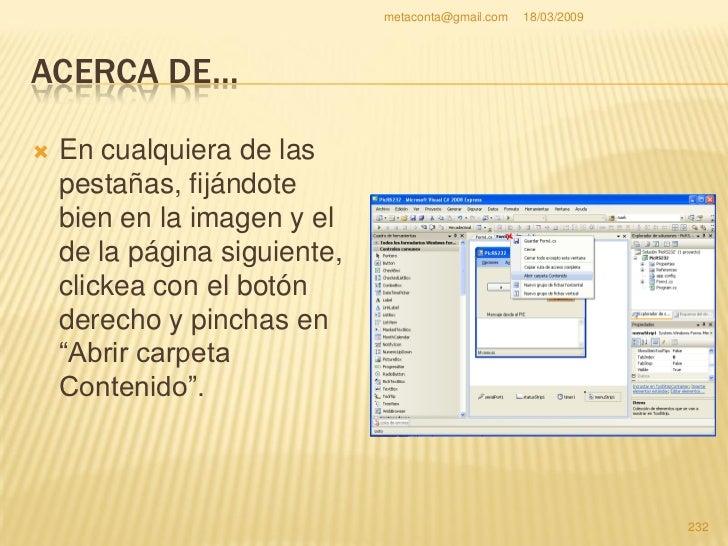 metaconta@gmail.com   18/03/2009     ACERCA DE…                                                     233