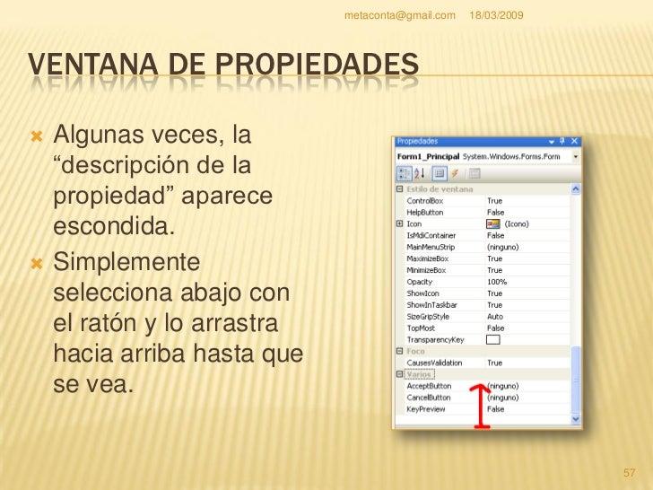 metaconta@gmail.com   18/03/2009     EJECUTAR PROGRAMA                                         58