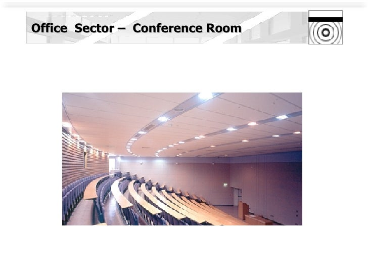 Office  Sector –  Conference Room