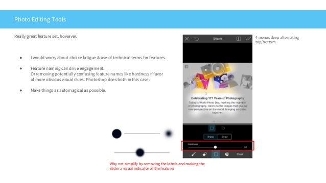 PicsArt Mobile App Design Review