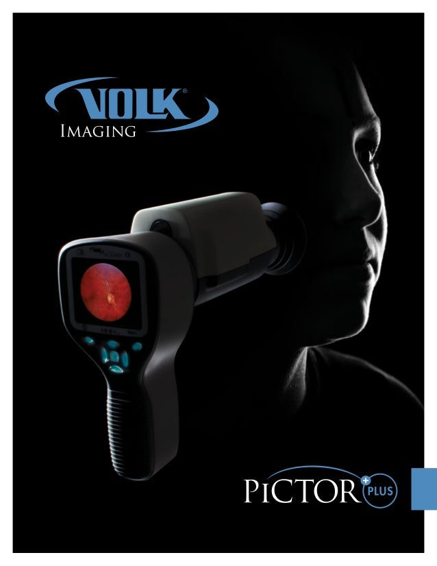 M a k i n g p o r ta bl e possible.  The Pictor Plus portable retinal camera can take your practice places. From the exam ...