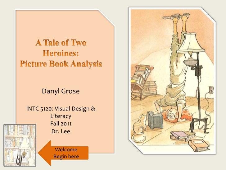 Danyl GroseINTC 5120: Visual Design &         Literacy         Fall 2011         Dr. Lee          Welcome          Begin h...