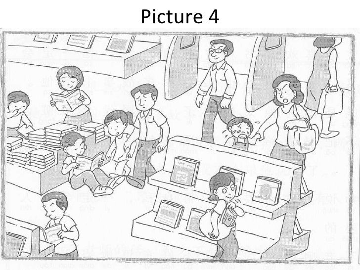 Picture Discussion Practice