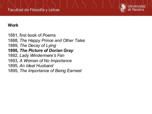 the important aspect of homosexuality in the picture of dorian gray by oscar wilde A focus on oscar wilde's contribution to the aesthetic movement and the impact of aesthetic ideasin his only novel the picture of dorian gray in this paper, the function of art and the fatality of aestheticism are analysed and discussed.