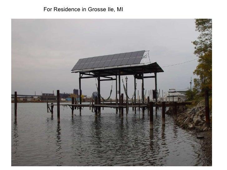 For Residence in Grosse Ile, MI