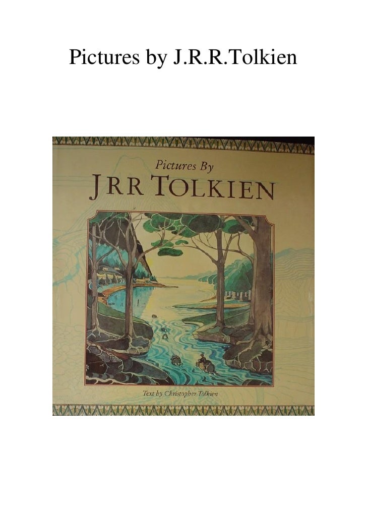 Pictures by J.R.R.Tolkien