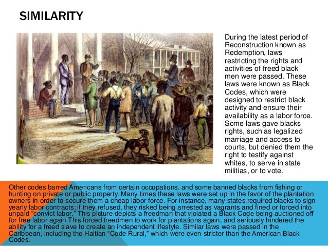 post emancipation caribbean essay Please click button to get a post emancipation history of the this book focuses on the post-emancipation period in the caribbean and how local racial, and denominational diversity of christianity today on all aspects of life includes 15 essays from contributors who.